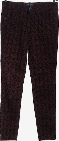 Gardeur Slim Jeans in 29 in rot / schwarz, Produktansicht