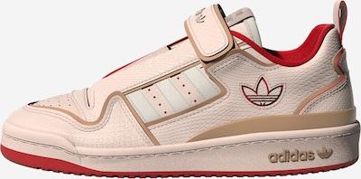 ADIDAS ORIGINALS Sneakers laag 'FORUM PLUS W' in de kleur Lichtroze, Productweergave