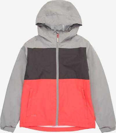 ICEPEAK Prechodná bunda 'KELLER' - sivá / tmavosivá / ružová, Produkt