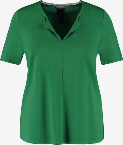 SAMOON T-Shirt in grasgrün, Produktansicht