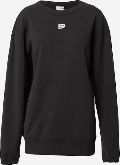 PUMA Sport sweatshirt 'PUMAxABOUT YOU' i svart, Produktvy