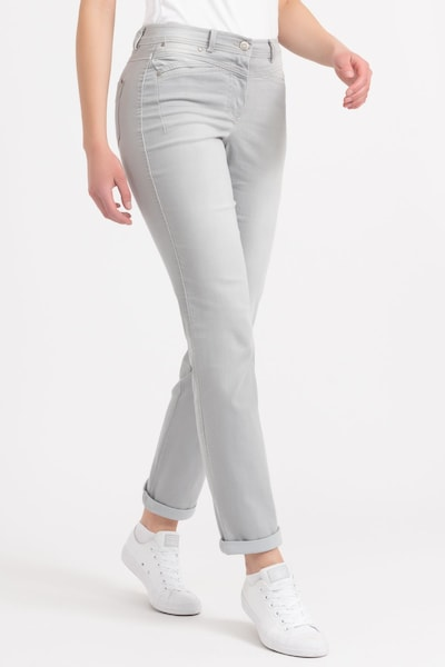Recover Pants Jeans in silbergrau, Modelansicht