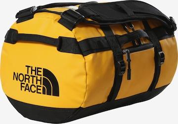 THE NORTH FACE Sporttasche in Gelb