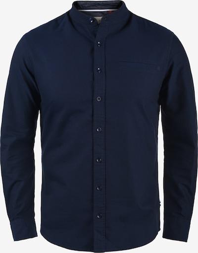 BLEND Hemd Dubbal in blau, Produktansicht