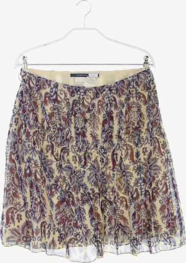 Sportmax Code Skirt in XS in Cream / Navy / Mixed colors / Bordeaux, Item view