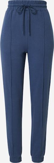 Hunkemöller Pantalon 'Snuggle Me' en bleu foncé, Vue avec produit