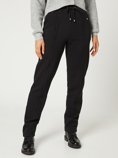 Guido Maria Kretschmer Collection Pants 'Thekla' in Black, View model