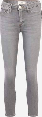 River Island Petite Jeans 'MOLLY' in Grey