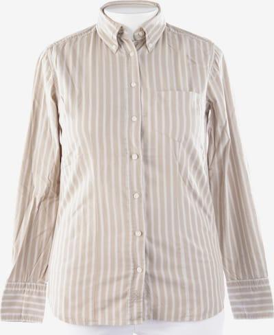 GANT Bluse  in L in beige / weiß, Produktansicht