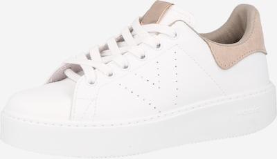 VICTORIA Zapatillas deportivas bajas 'UTOPIA' en taupe / blanco, Vista del producto
