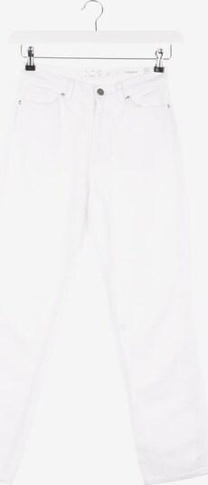 COS Jeans in 25 in weiß, Produktansicht