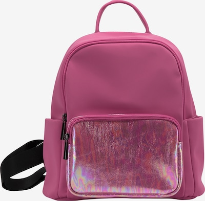 myMo ATHLSR Backpack in Pink / Black, Item view