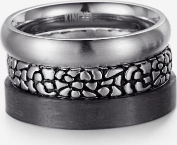 Kingka Ring-Set in Silber