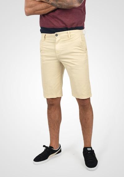 !Solid Jeansshorts in beige / gelb, Modelansicht