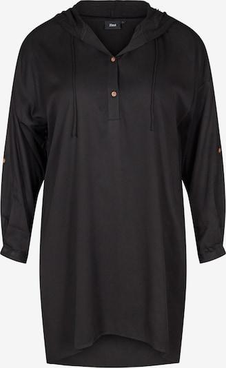 Zizzi Tunika 'Xceline' in schwarz, Produktansicht