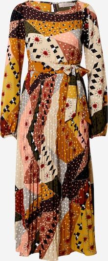 Traffic People Kleid 'Fathom' in braun / mischfarben, Produktansicht