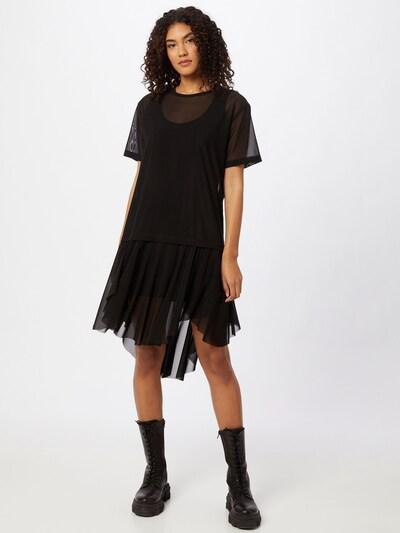 DIESEL Kleid 'OTTA' in schwarz, Modelansicht
