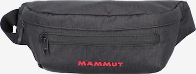 MAMMUT Gürteltasche in schwarz, Produktansicht
