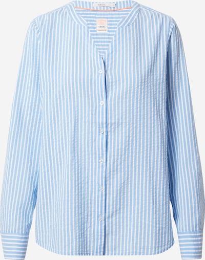 CECIL Blusa en azul claro / blanco, Vista del producto