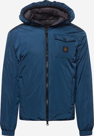 Refrigiwear Between-season jacket 'HUDSON' in Blue