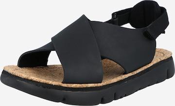 CAMPER Sandals ' Oruga ' in Black