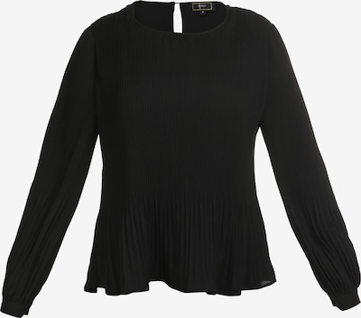 faina Elegante Bluse in schwarz: Frontalansicht