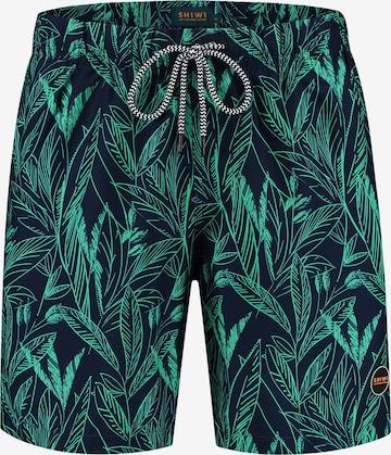Pantaloncini da bagno di Shiwi in verde