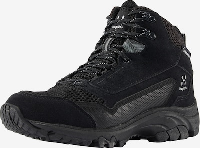 Haglöfs Boots 'Skuta Mid Proof Eco' in schwarz / weiß, Produktansicht