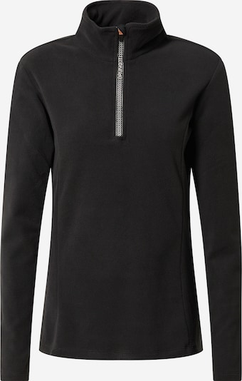 BRUNOTTI Sport-Pullover 'Misma FW2021' in schwarz, Produktansicht