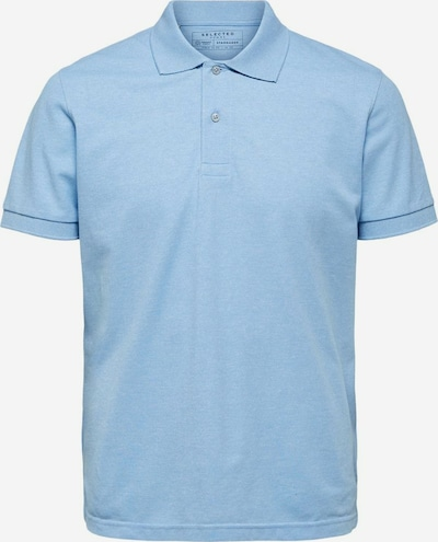 Tricou 'Neo' SELECTED HOMME pe albastru deschis, Vizualizare produs