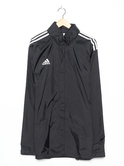 ADIDAS Sportjacke in XL in schwarz, Produktansicht