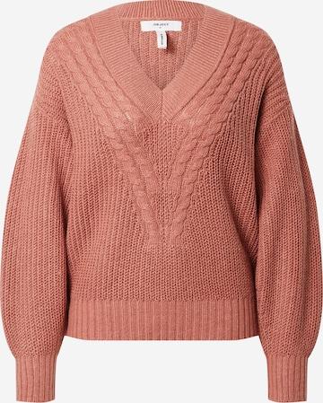 OBJECT Sweater 'BIRGITHA' in Pink