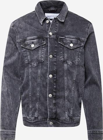 Calvin Klein Jeans Övergångsjacka i blå