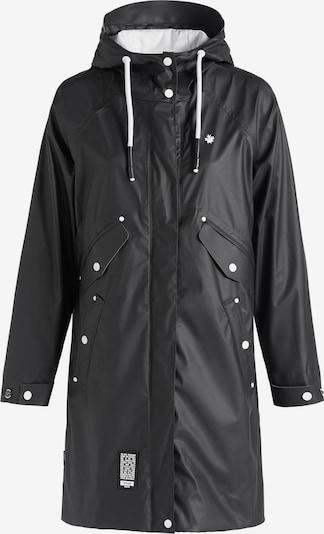 khujo Tussenmantel 'Solea2' in de kleur Zwart, Productweergave