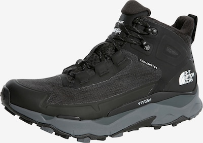 THE NORTH FACE Boots in Black / White, Item view