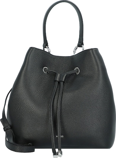 HUGO Pouch in Black, Item view
