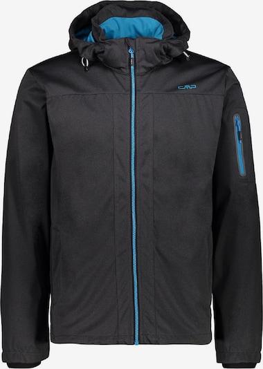 CMP Jacke ' Zip Hood ' in schwarz, Produktansicht