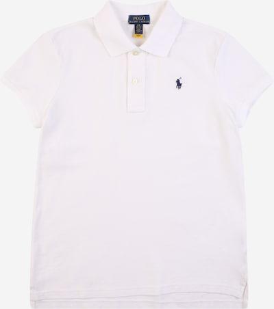 POLO RALPH LAUREN Poloshirt in nachtblau / weiß, Produktansicht