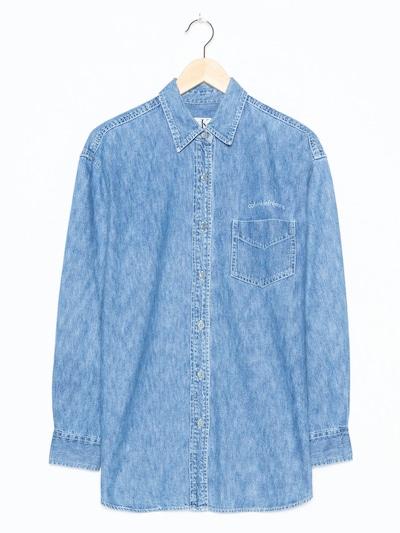 Calvin Klein Jeanshemd in M in blue denim, Produktansicht