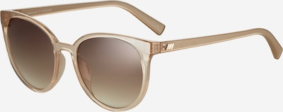 LE SPECS Sonnenbrille 'ARMADA' in beige / braun, Produktansicht
