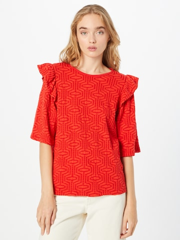 OBJECT Bluse 'SERENA' in Rot