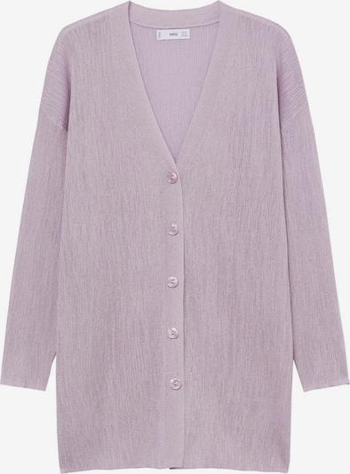 MANGO Knit Cardigan in Pastel purple, Item view