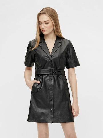 OBJECT Shirt Dress 'Zaria' in Black