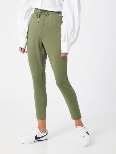 Hailys Spodnie 'Jil' w kolorze khakim, Podgląd na modelu(-ce)