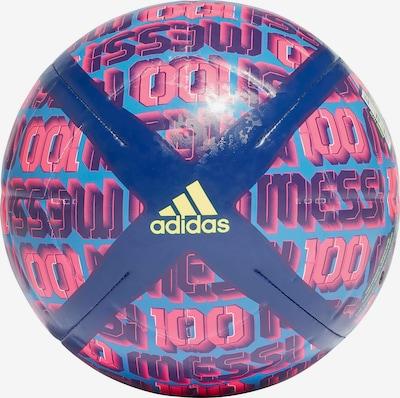 ADIDAS PERFORMANCE Ball in blau / gelb / pink, Produktansicht