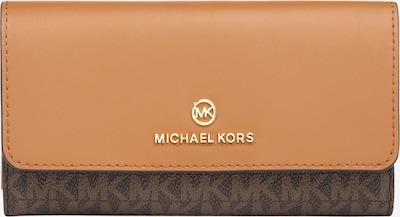 MICHAEL Michael Kors Cartera en marrón claro / marrón oscuro, Vista del producto