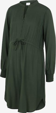 MAMALICIOUS Kleid 'ZION LIA' in Green