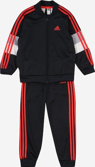 Treniruočių kostiumas 'I SHINY' iš ADIDAS PERFORMANCE , spalva - tamsiai mėlyna / raudona, Prekių apžvalga