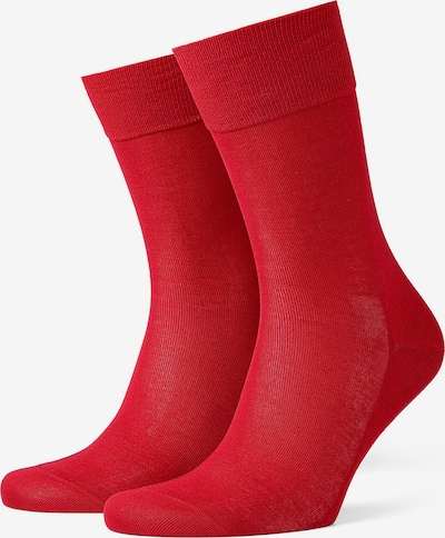 BURLINGTON Socken in rot: Frontalansicht