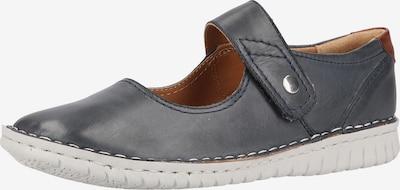 Marc Shoes Schuh in dunkelblau / braun, Produktansicht